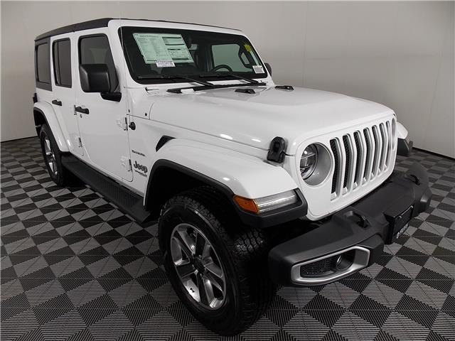 2020 Jeep Wrangler Unlimited Sahara (Stk: 20-56) in Huntsville - Image 1 of 26