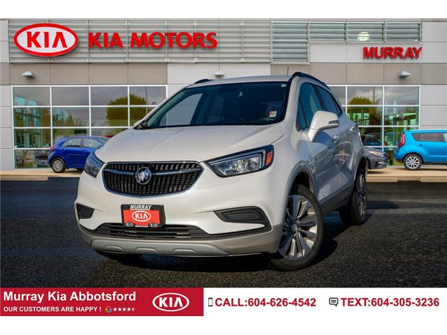 2017 Buick Encore Preferred (Stk: M1521) in Abbotsford - Image 1 of 22