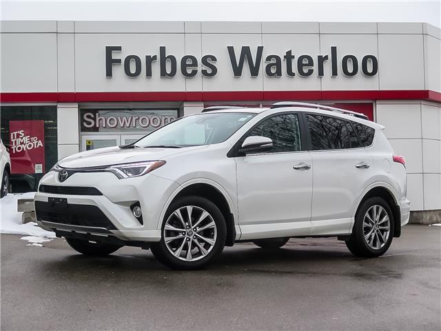 2017 Toyota RAV4 Limited (Stk: 95207R) in Waterloo - Image 1 of 25