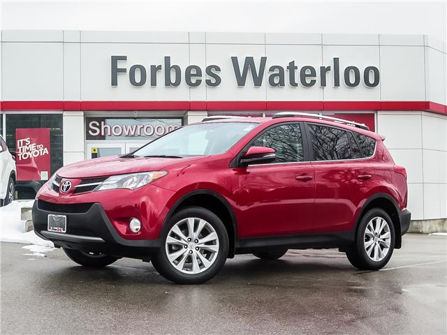 2015 Toyota RAV4 Limited (Stk: 05122A) in Waterloo - Image 1 of 24