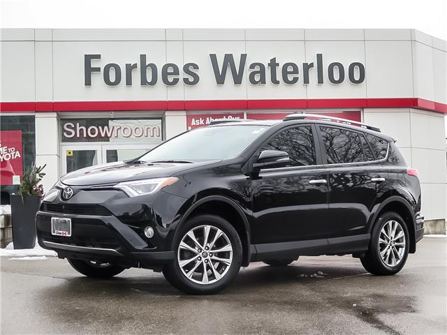 2017 Toyota RAV4 Limited (Stk: 11736) in Waterloo - Image 1 of 26