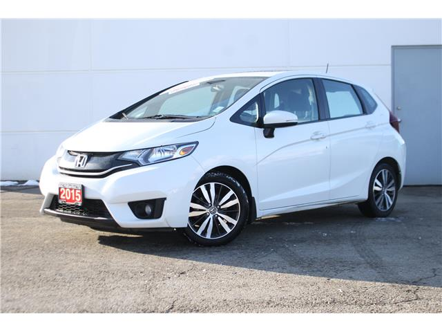 2015 Honda Fit EX-L Navi (Stk: 19-273A) in Vernon - Image 2 of 2