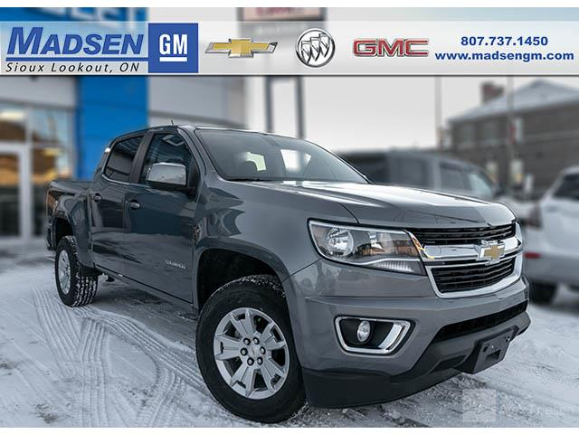 2019 Chevrolet Colorado LT (Stk: 19151) in Sioux Lookout - Image 1 of 4