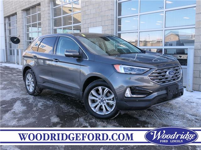 2019 Ford Edge Titanium (Stk: 17432) in Calgary - Image 1 of 24