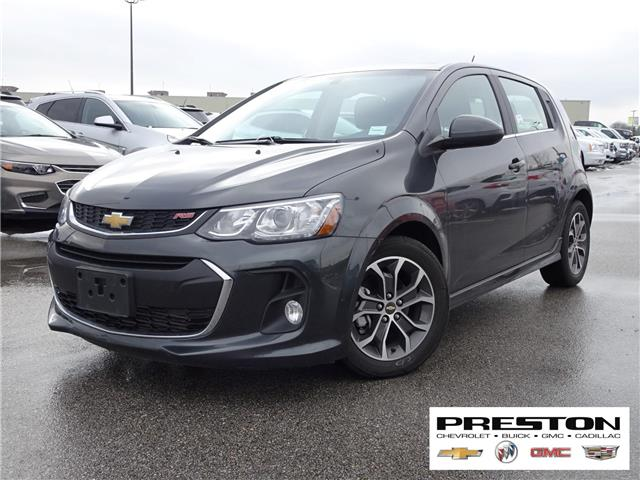 2017 Chevrolet Sonic LT Auto (Stk: 9005611) in Langley City - Image 1 of 29