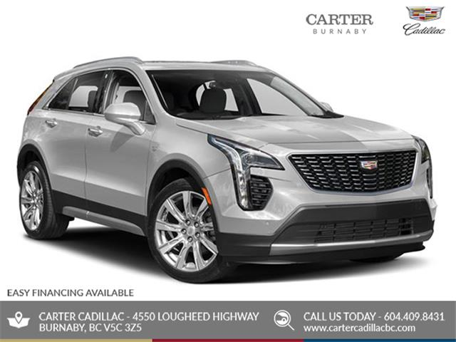 New 2020 Cadillac XT4 Luxury  - Burnaby - Carter GM Burnaby