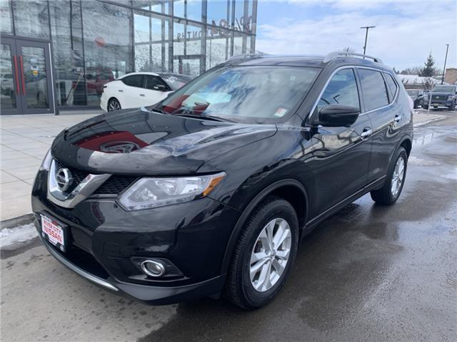 2016 Nissan Rogue SV (Stk: UT1398) in Kamloops - Image 1 of 27