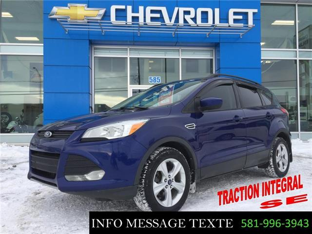 2014 Ford Escape SE (Stk: 20062B) in Ste-Marie - Image 1 of 28