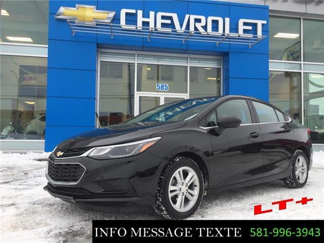 2018 Chevrolet Cruze LT Auto (Stk: X8179) in Ste-Marie - Image 1 of 26