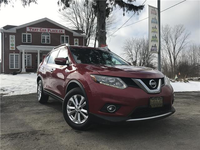 2015 Nissan Rogue  (Stk: 5537) in London - Image 1 of 25