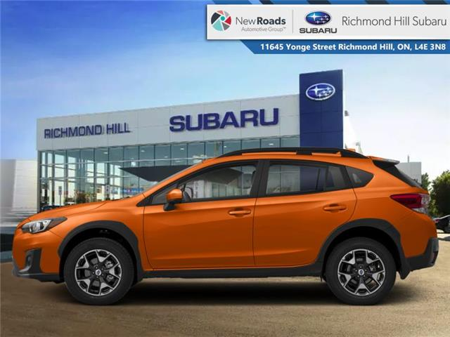 2020 Subaru Crosstrek Touring w/Eyesight (Stk: 34338) in RICHMOND HILL - Image 1 of 1