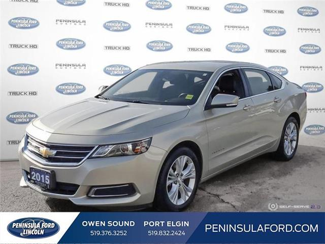 2015 Chevrolet Impala 2LT (Stk: 1944) in Owen Sound - Image 1 of 24