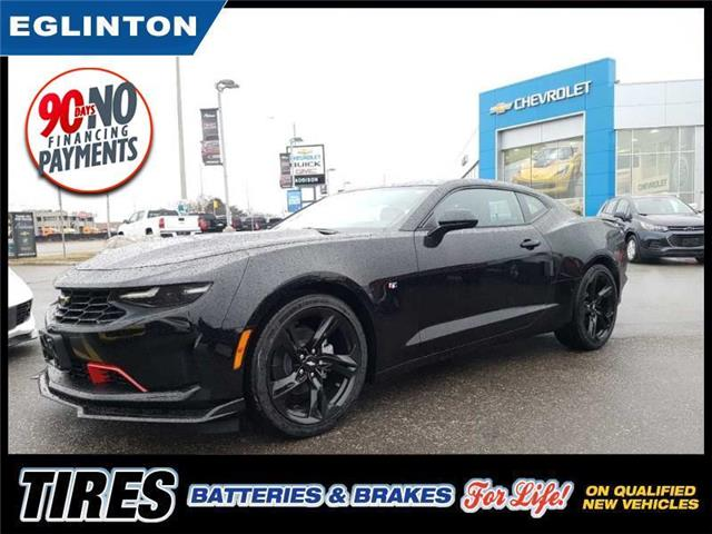 2019 Chevrolet Camaro 2LT (Stk: K0135862) in Mississauga - Image 1 of 18