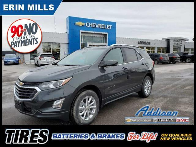 2020 Chevrolet Equinox LT (Stk: L6197642) in Mississauga - Image 1 of 20