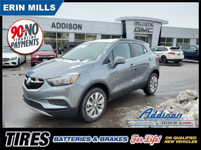 2020 Buick Encore Preferred (Stk: LB058619) in Mississauga - Image 1 of 17