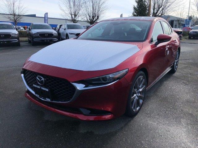 2020 Mazda Mazda3 Sedan w/Preferred Pkg (Stk: 131075) in Surrey - Image 1 of 4