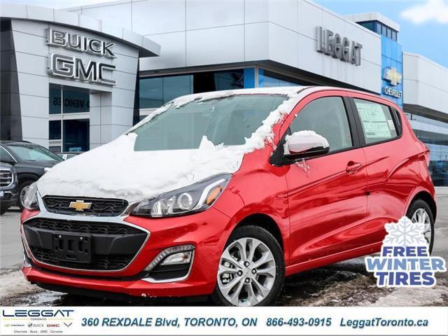 2020 Chevrolet Spark 1LT CVT (Stk: 433578) in Etobicoke - Image 1 of 22