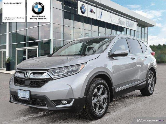 2018 Honda CR-V Touring (Stk: U0142) in Sudbury - Image 1 of 21