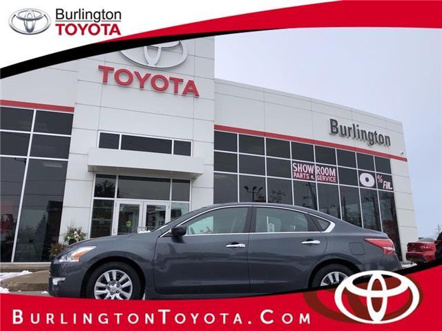 2013 Nissan Altima 2.5 (Stk: U10872A) in Burlington - Image 1 of 17