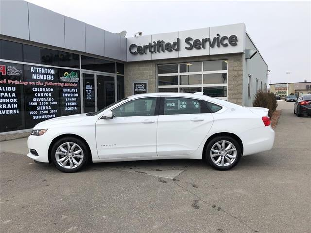 2019 Chevrolet Impala 1LT (Stk: 0B002A) in Blenheim - Image 1 of 21
