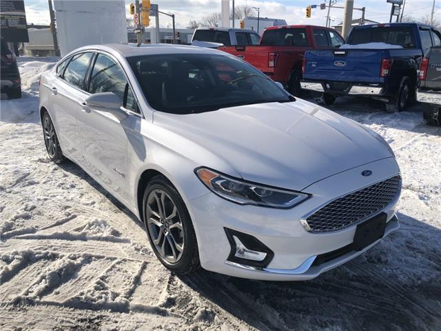 2019 Ford Fusion Hybrid Titanium (Stk: R219A) in Cornwall - Image 1 of 27