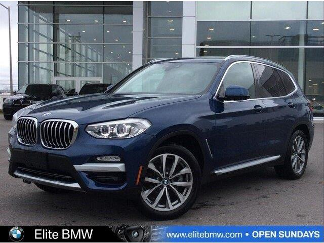 2020 BMW X3 xDrive30i (Stk: 13553) in Gloucester - Image 1 of 15
