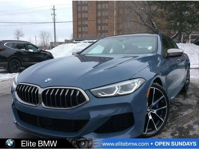 2020 BMW M850 Gran Coupe i xDrive (Stk: 13759) in Gloucester - Image 1 of 29