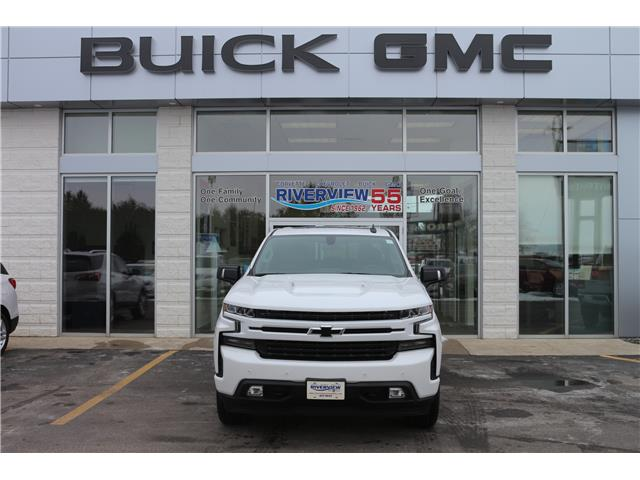2020 Chevrolet Silverado 1500 RST (Stk: 20118) in WALLACEBURG - Image 1 of 5