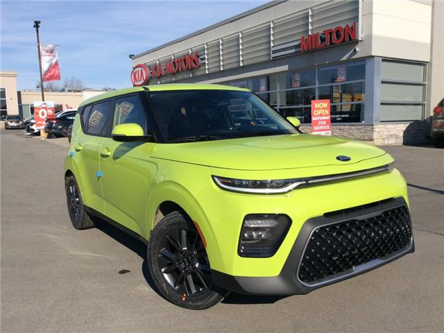 2020 Kia Soul EX+ (Stk: 115106) in Milton - Image 1 of 20