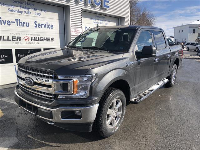 2020 Ford F-150 XLT (Stk: 20093) in Cornwall - Image 1 of 11