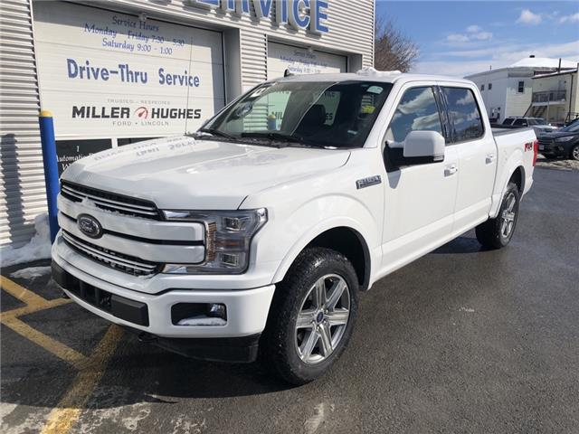 2019 Ford F-150 Lariat (Stk: 19423) in Cornwall - Image 1 of 11