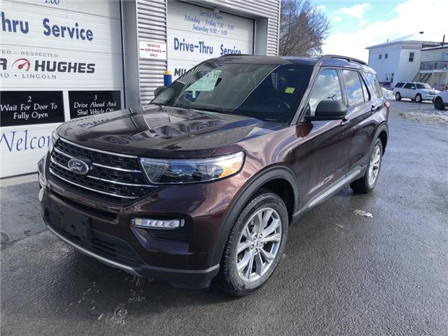 2020 Ford Explorer XLT (Stk: 20072) in Cornwall - Image 1 of 11