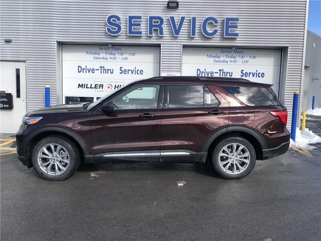 2020 Ford Explorer XLT (Stk: 20072) in Cornwall - Image 2 of 11