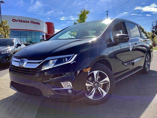 2020 Honda Odyssey EX-L Navi (Stk: 200261) in Orléans - Image 1 of 25