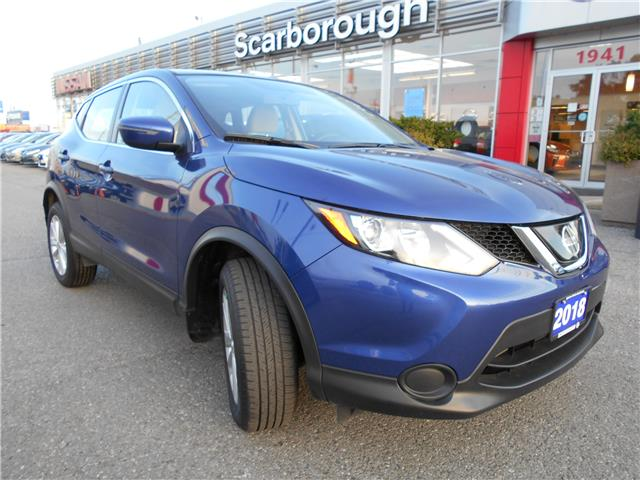2018 Nissan Qashqai S (Stk: D18183) in Scarborough - Image 1 of 23