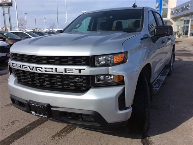 2020 Chevrolet Silverado 1500 Silverado Custom (Stk: 20505) in Carleton Place - Image 1 of 14