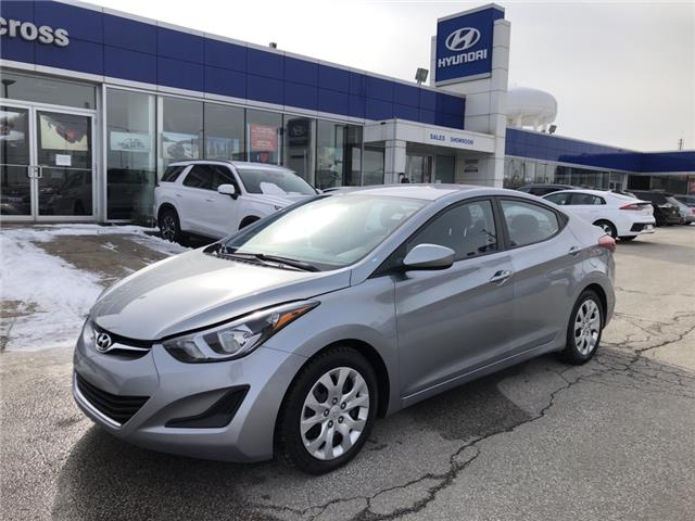 2015 Hyundai Elantra GL (Stk: 11609P) in Scarborough - Image 1 of 18