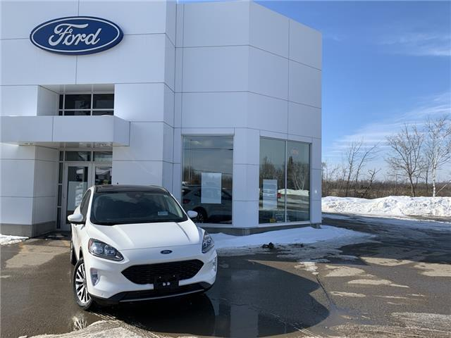 2020 Ford Escape Titanium (Stk: 2077) in Smiths Falls - Image 1 of 1