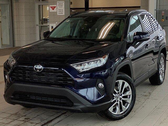 2020 Toyota RAV4 XLE (Stk: 22014) in Kingston - Image 1 of 30