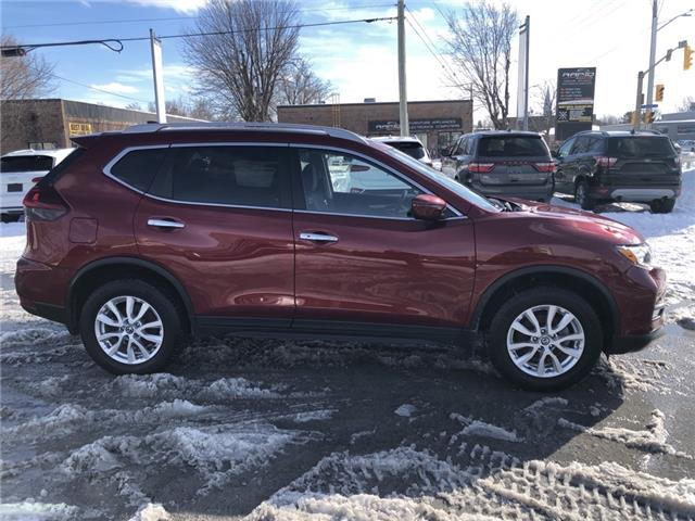 2019 Nissan Rogue SV (Stk: R217A) in Cornwall - Image 2 of 28