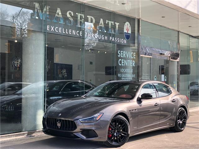 2020 Maserati Ghibli S Q4 GranSport (Stk: 35MA) in Toronto - Image 1 of 26