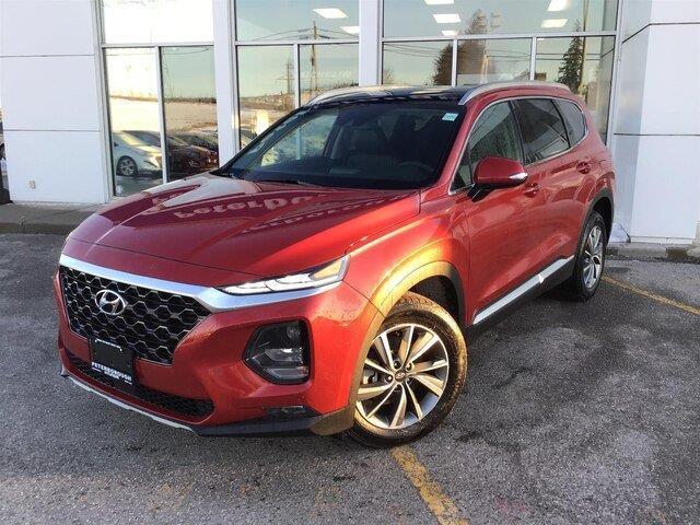 2020 Hyundai Santa Fe Preferred 2.0 w/Sun & Leather Package (Stk: H12324) in Peterborough - Image 1 of 19