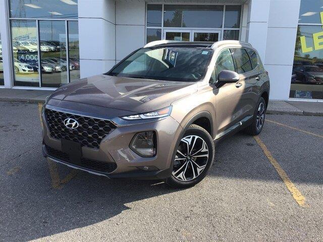 2020 Hyundai Santa Fe Ultimate 2.0 (Stk: H12263) in Peterborough - Image 1 of 21