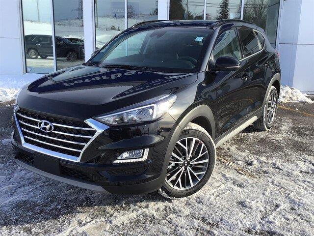 2020 Hyundai Tucson Luxury (Stk: H12366) in Peterborough - Image 1 of 10