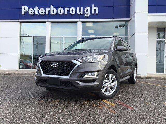 2020 Hyundai Tucson Preferred w/Sun & Leather Package (Stk: H12377) in Peterborough - Image 1 of 18