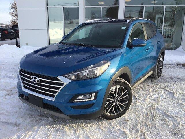 2020 Hyundai Tucson Luxury (Stk: H12380) in Peterborough - Image 1 of 24