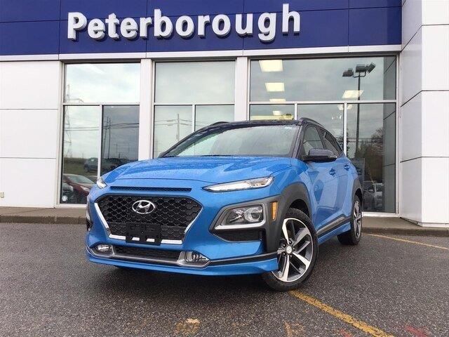 2020 Hyundai Kona 1.6T Trend w/Two-Tone Roof (Stk: H12387) in Peterborough - Image 1 of 12