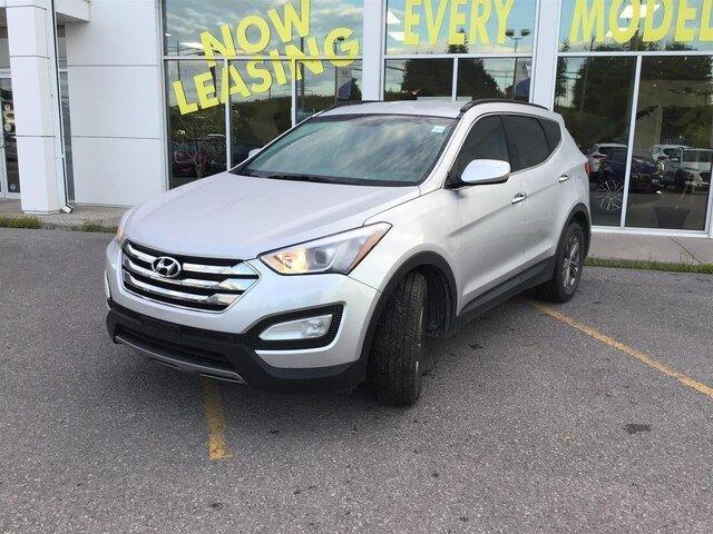 2014 Hyundai Santa Fe Sport 2.0T Premium (Stk: H12235A) in Peterborough - Image 1 of 22