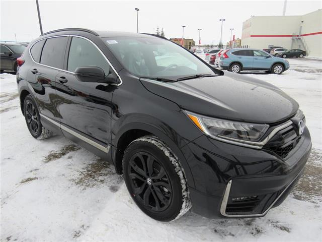2020 Honda CR-V Black Edition (Stk: 200183) in Airdrie - Image 1 of 8