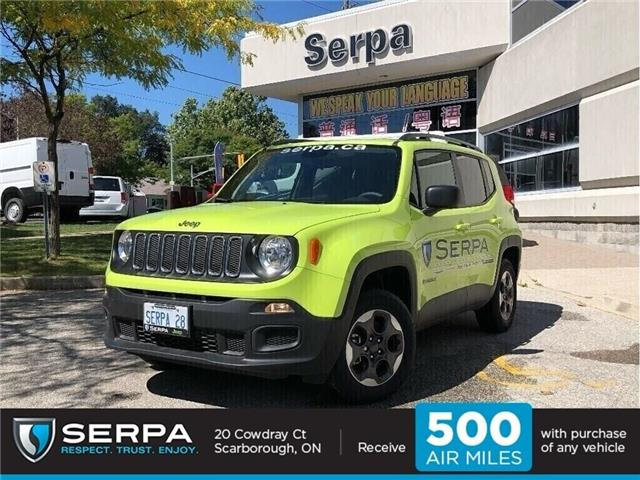 2018 Jeep Renegade Sport (Stk: 184093) in Toronto - Image 1 of 1